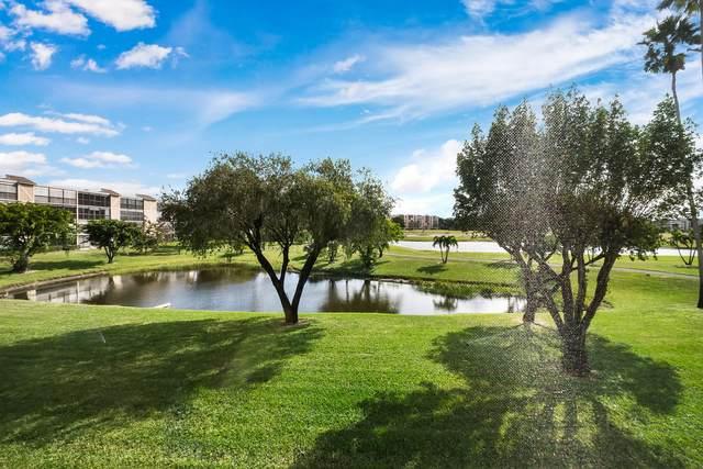 7006 Huntington Lane #206, Delray Beach, FL 33446 (#RX-10683987) :: The Power of 2 | Century 21 Tenace Realty