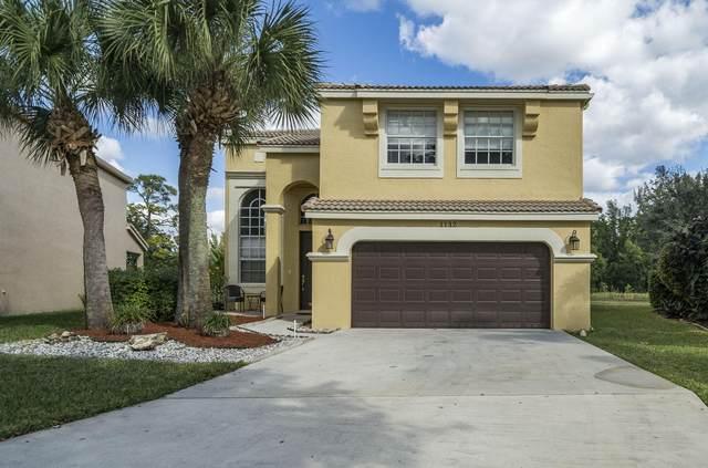 1132 Oakwater Drive, Royal Palm Beach, FL 33411 (MLS #RX-10683995) :: Berkshire Hathaway HomeServices EWM Realty