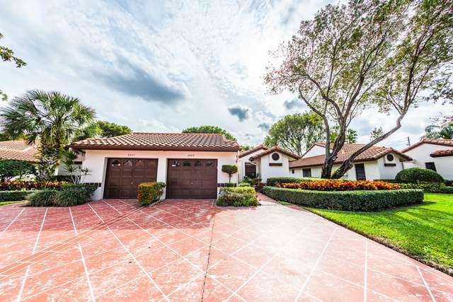 6409 Royal Manor Circle, Delray Beach, FL 33484 (#RX-10684001) :: Realty One Group ENGAGE