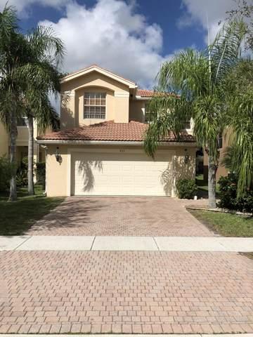 633 Garden Cress Trail, Royal Palm Beach, FL 33411 (MLS #RX-10684026) :: Berkshire Hathaway HomeServices EWM Realty