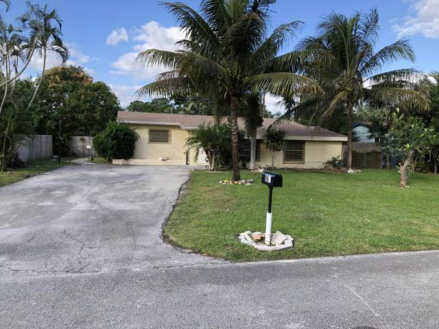 861 Belmont Drive, West Palm Beach, FL 33415 (MLS #RX-10684037) :: THE BANNON GROUP at RE/MAX CONSULTANTS REALTY I