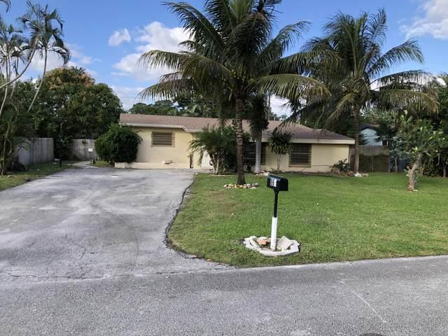861 Belmont Drive, West Palm Beach, FL 33415 (MLS #RX-10684037) :: Miami Villa Group