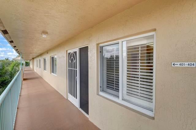 5749 Gemstone Court #404, Boynton Beach, FL 33437 (#RX-10684060) :: Ryan Jennings Group