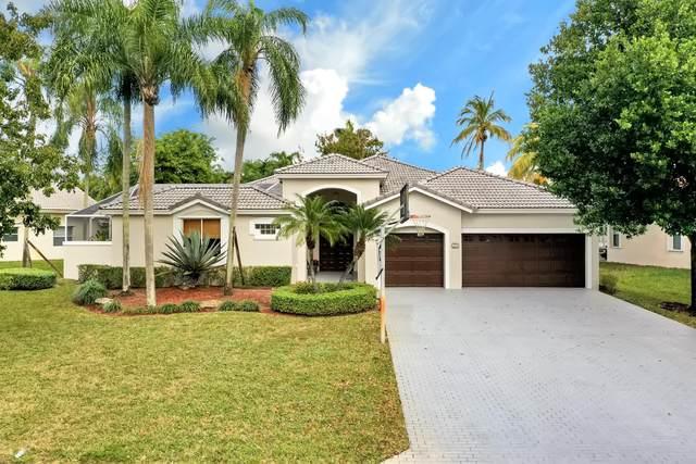 4880 Kensington Circle, Coral Springs, FL 33076 (MLS #RX-10684092) :: Miami Villa Group
