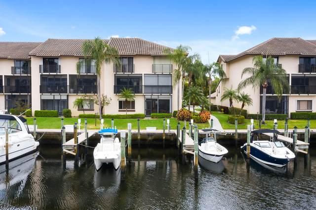 210 Captains Walk #701, Delray Beach, FL 33483 (#RX-10684105) :: Posh Properties