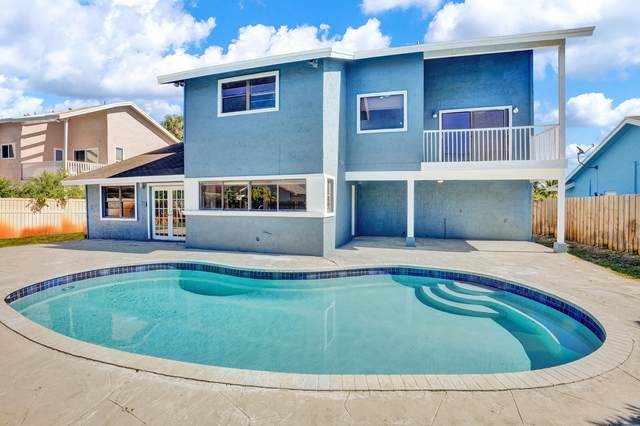 4977 NW 72nd Avenue, Lauderhill, FL 33319 (MLS #RX-10684127) :: THE BANNON GROUP at RE/MAX CONSULTANTS REALTY I
