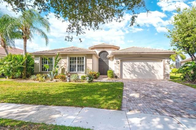 6810 Fiji Circle, Boynton Beach, FL 33437 (MLS #RX-10684138) :: Miami Villa Group