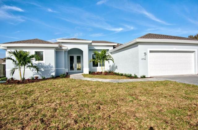 6172 NW Gatun Drive, Port Saint Lucie, FL 34986 (MLS #RX-10684151) :: THE BANNON GROUP at RE/MAX CONSULTANTS REALTY I
