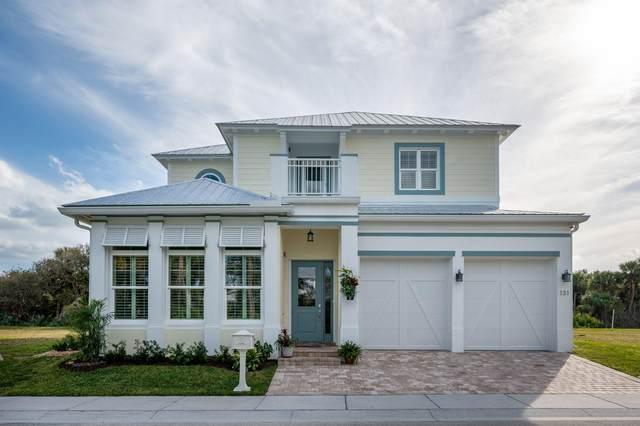 131 Ocean Estates Drive, Hutchinson Island, FL 34949 (MLS #RX-10684196) :: Berkshire Hathaway HomeServices EWM Realty