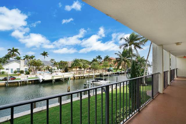109 Paradise Harbour Boulevard #214, North Palm Beach, FL 33408 (MLS #RX-10684204) :: Berkshire Hathaway HomeServices EWM Realty