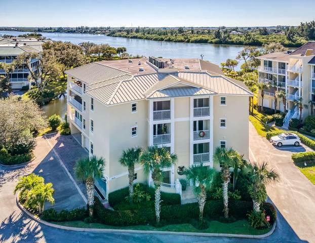 8855 W Orchid Island Circle #3, Vero Beach, FL 32963 (MLS #RX-10684221) :: Castelli Real Estate Services