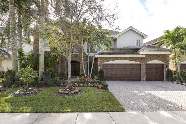 10388 Trianon Place, Wellington, FL 33449 (MLS #RX-10684239) :: THE BANNON GROUP at RE/MAX CONSULTANTS REALTY I
