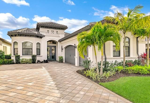 9818 Bozzano Drive, Delray Beach, FL 33446 (MLS #RX-10684244) :: Castelli Real Estate Services