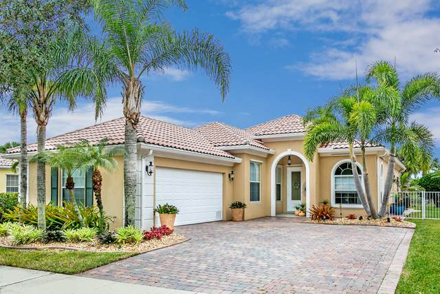 10717 SW Stratton Drive, Port Saint Lucie, FL 34987 (MLS #RX-10684269) :: Miami Villa Group