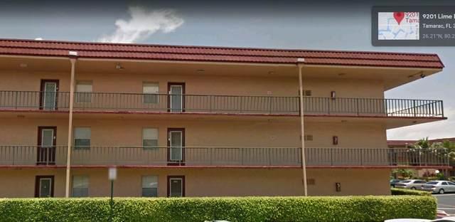 9201 Lime Bay Boulevard #303, Tamarac, FL 33321 (MLS #RX-10684298) :: Castelli Real Estate Services