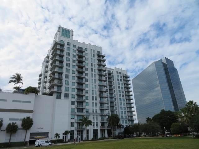 300 S Australian Avenue #1421, West Palm Beach, FL 33401 (#RX-10684318) :: Signature International Real Estate