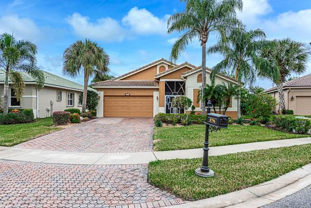 8796 Bellido Circle, Boynton Beach, FL 33472 (MLS #RX-10684322) :: THE BANNON GROUP at RE/MAX CONSULTANTS REALTY I
