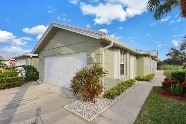 1871 SW Springfield Court, Palm City, FL 34990 (MLS #RX-10684329) :: Berkshire Hathaway HomeServices EWM Realty