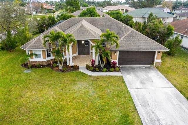 3633 SW Masilunas Street, Port Saint Lucie, FL 34953 (MLS #RX-10684331) :: THE BANNON GROUP at RE/MAX CONSULTANTS REALTY I