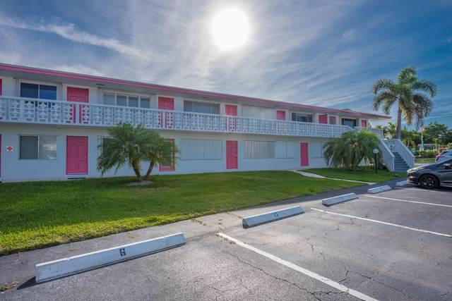 2180 Lake Osborne Drive #5, Lake Worth Beach, FL 33461 (#RX-10684349) :: Treasure Property Group