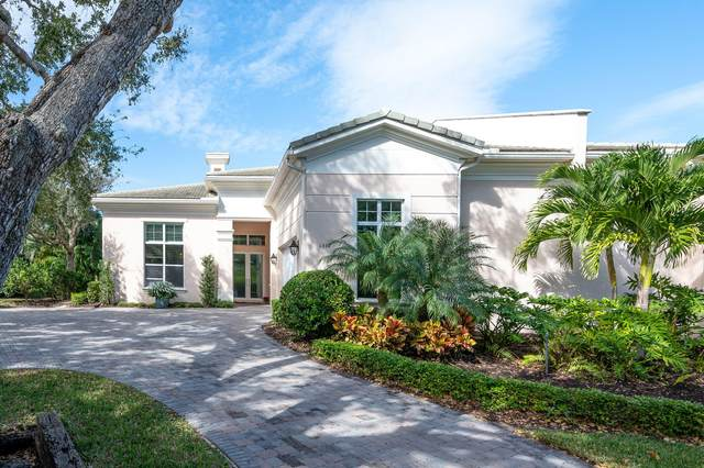 1612 Weybridge Circle, Indian River Shores, FL 32963 (MLS #RX-10684353) :: Castelli Real Estate Services