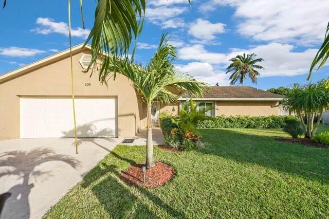 105 Sunflower Circle, Royal Palm Beach, FL 33411 (#RX-10684355) :: Ryan Jennings Group