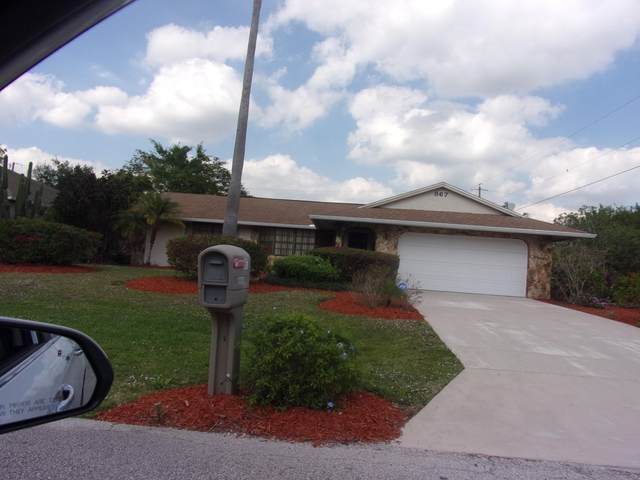 867 SW Thrift Avenue, Port Saint Lucie, FL 34953 (MLS #RX-10684366) :: THE BANNON GROUP at RE/MAX CONSULTANTS REALTY I