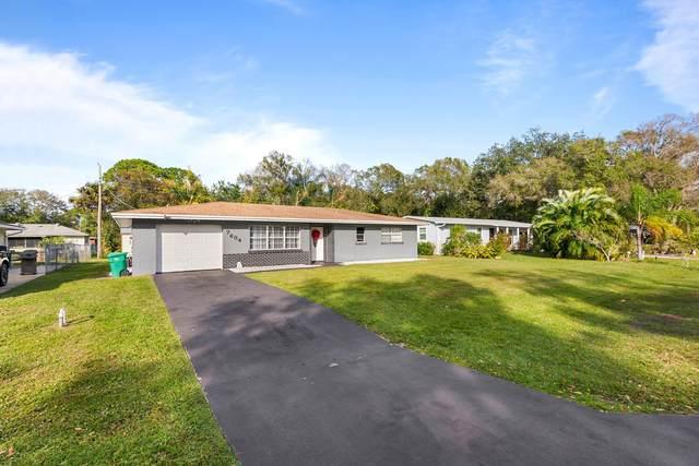 7604 James Road, Fort Pierce, FL 34951 (MLS #RX-10684376) :: Miami Villa Group