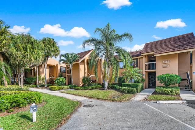 11230 Green Lake Drive #201, Boynton Beach, FL 33437 (MLS #RX-10684402) :: The Jack Coden Group