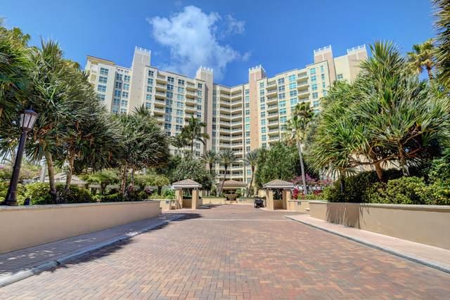 3720 S Ocean Boulevard #1206, Highland Beach, FL 33487 (#RX-10684430) :: Ryan Jennings Group