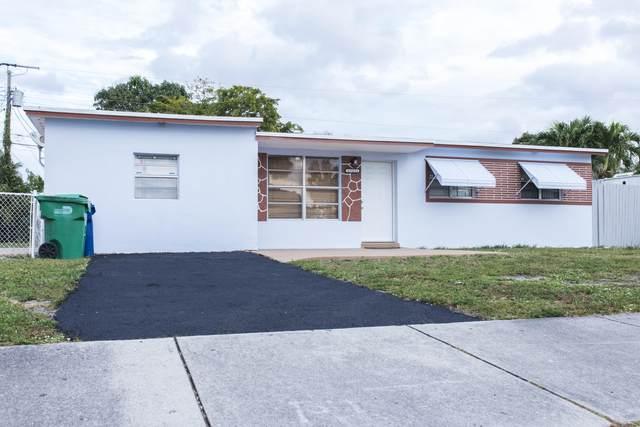 17221 NW 57th Avenue, Miami Gardens, FL 33055 (MLS #RX-10684433) :: Berkshire Hathaway HomeServices EWM Realty