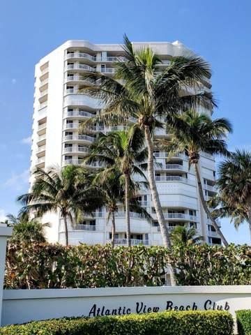 5051 N Highway A1a Ph 1-2, Hutchinson Island, FL 34949 (MLS #RX-10684453) :: Berkshire Hathaway HomeServices EWM Realty