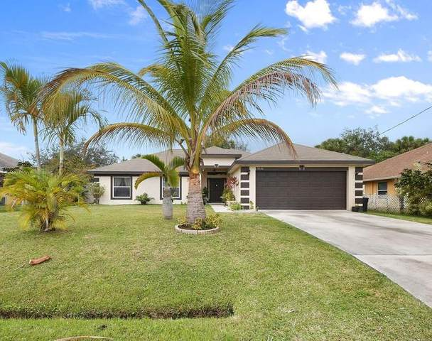 3630 SW Carmody Street, Port Saint Lucie, FL 34953 (MLS #RX-10684465) :: THE BANNON GROUP at RE/MAX CONSULTANTS REALTY I