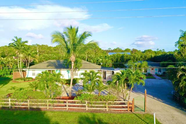 9070 Mandarin Boulevard, Loxahatchee, FL 33470 (MLS #RX-10684479) :: THE BANNON GROUP at RE/MAX CONSULTANTS REALTY I