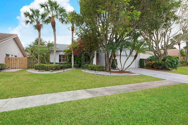 11358 Little Bear Drive, Boca Raton, FL 33428 (MLS #RX-10684499) :: Berkshire Hathaway HomeServices EWM Realty