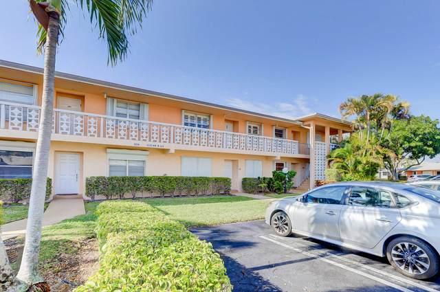 1540 NW 18th Avenue #203, Delray Beach, FL 33445 (#RX-10684566) :: The Power of 2 | Century 21 Tenace Realty