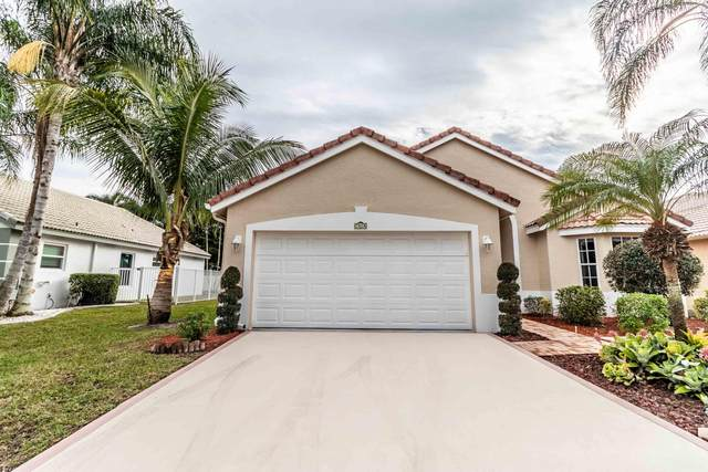 7514 Ironbridge Circle, Delray Beach, FL 33446 (MLS #RX-10684579) :: Miami Villa Group