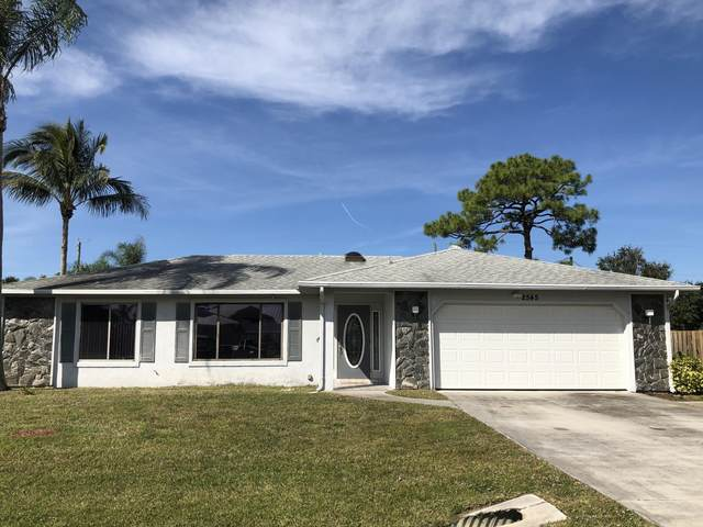 2545 SE Grand Drive, Port Saint Lucie, FL 34952 (MLS #RX-10684601) :: THE BANNON GROUP at RE/MAX CONSULTANTS REALTY I