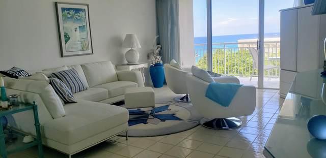 2780 S Ocean Boulevard #711, Palm Beach, FL 33480 (#RX-10684603) :: The Rizzuto Woodman Team