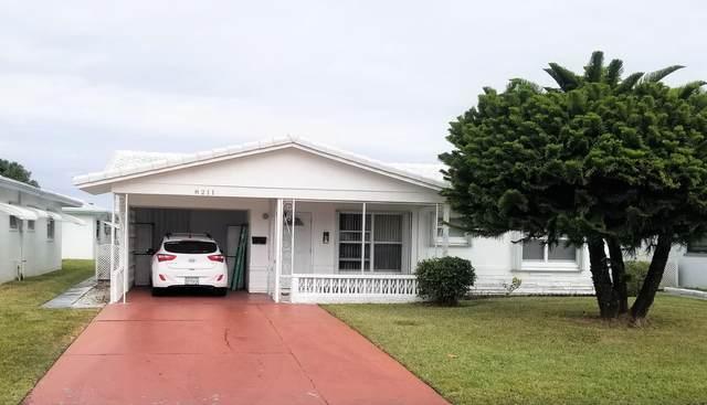 8211 NW 57th Court, Tamarac, FL 33321 (#RX-10684620) :: The Reynolds Team/ONE Sotheby's International Realty