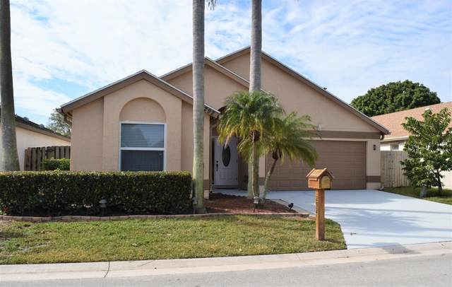 1292 Waterway Cove Drive, Wellington, FL 33414 (#RX-10684641) :: Exit Realty Manes Group
