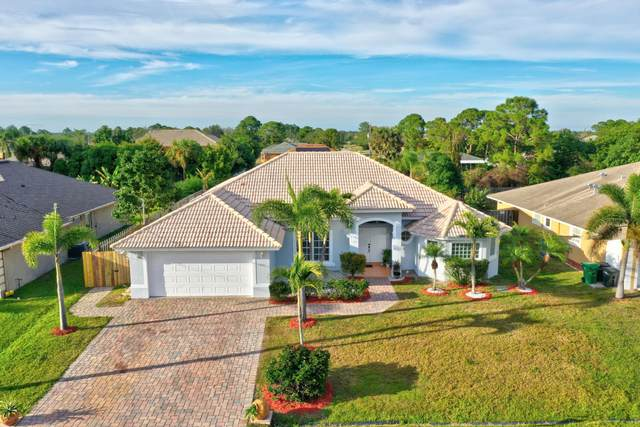 941 SW Jaslo Avenue, Port Saint Lucie, FL 34953 (MLS #RX-10684643) :: Berkshire Hathaway HomeServices EWM Realty
