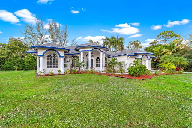 13351 40th Street N, The Acreage, FL 33470 (#RX-10684649) :: Ryan Jennings Group