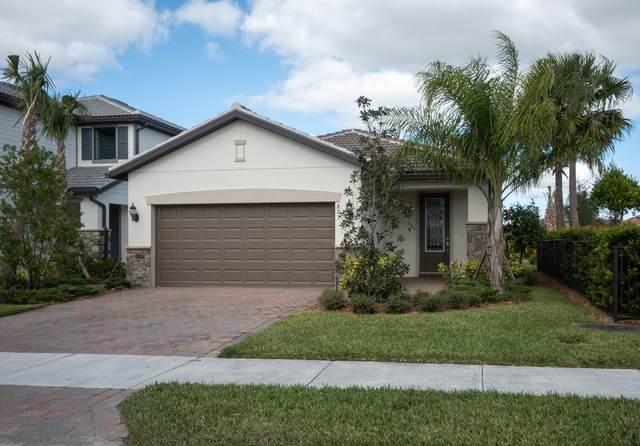 803 SE Villandry Way, Port Saint Lucie, FL 34984 (MLS #RX-10684660) :: Dalton Wade Real Estate Group