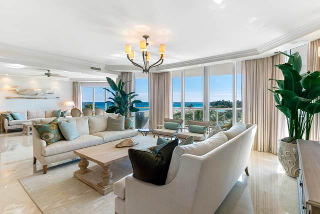 2700 N Ocean Drive 404A, Singer Island, FL 33404 (MLS #RX-10684667) :: Berkshire Hathaway HomeServices EWM Realty