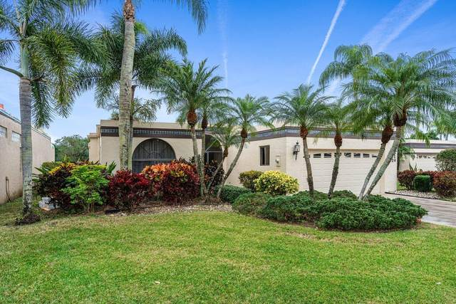 6724 Palermo Way, Lake Worth, FL 33467 (MLS #RX-10684669) :: THE BANNON GROUP at RE/MAX CONSULTANTS REALTY I