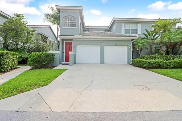 10185 Andover Coach G1 Circle G1, Lake Worth, FL 33449 (MLS #RX-10684673) :: Berkshire Hathaway HomeServices EWM Realty