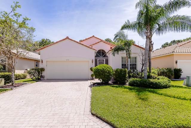252 NW Toscane Trail, Port Saint Lucie, FL 34986 (#RX-10684694) :: Posh Properties