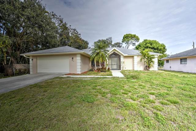 2058 Lake View Boulevard, Port Charlotte, FL 33948 (MLS #RX-10684698) :: Berkshire Hathaway HomeServices EWM Realty
