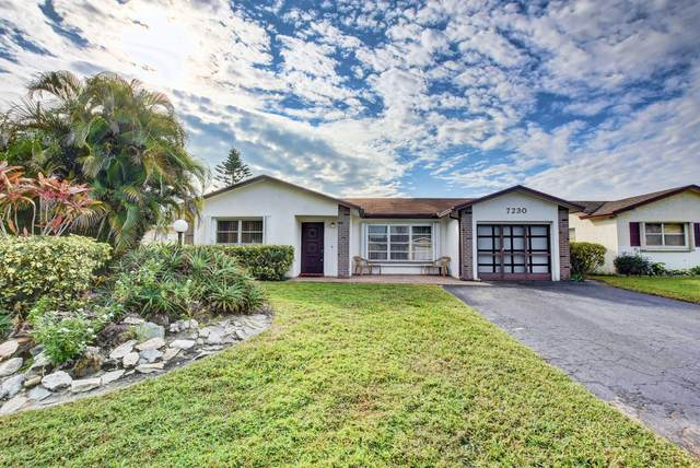 7230 Pine Manor Drive, Lake Worth, FL 33467 (#RX-10684699) :: Exit Realty Manes Group
